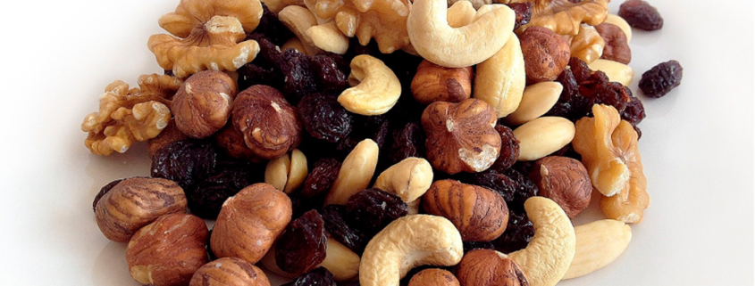 frutos secos dieta